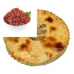 Мини-Пирог с Мясом