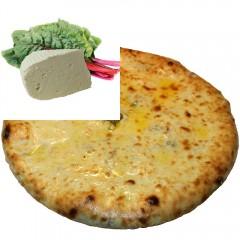 Пирог с Листьями Свеклы и Сыром
